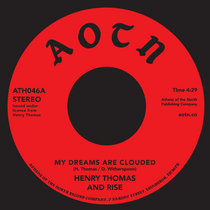 My Dreams Are Clouded cover art