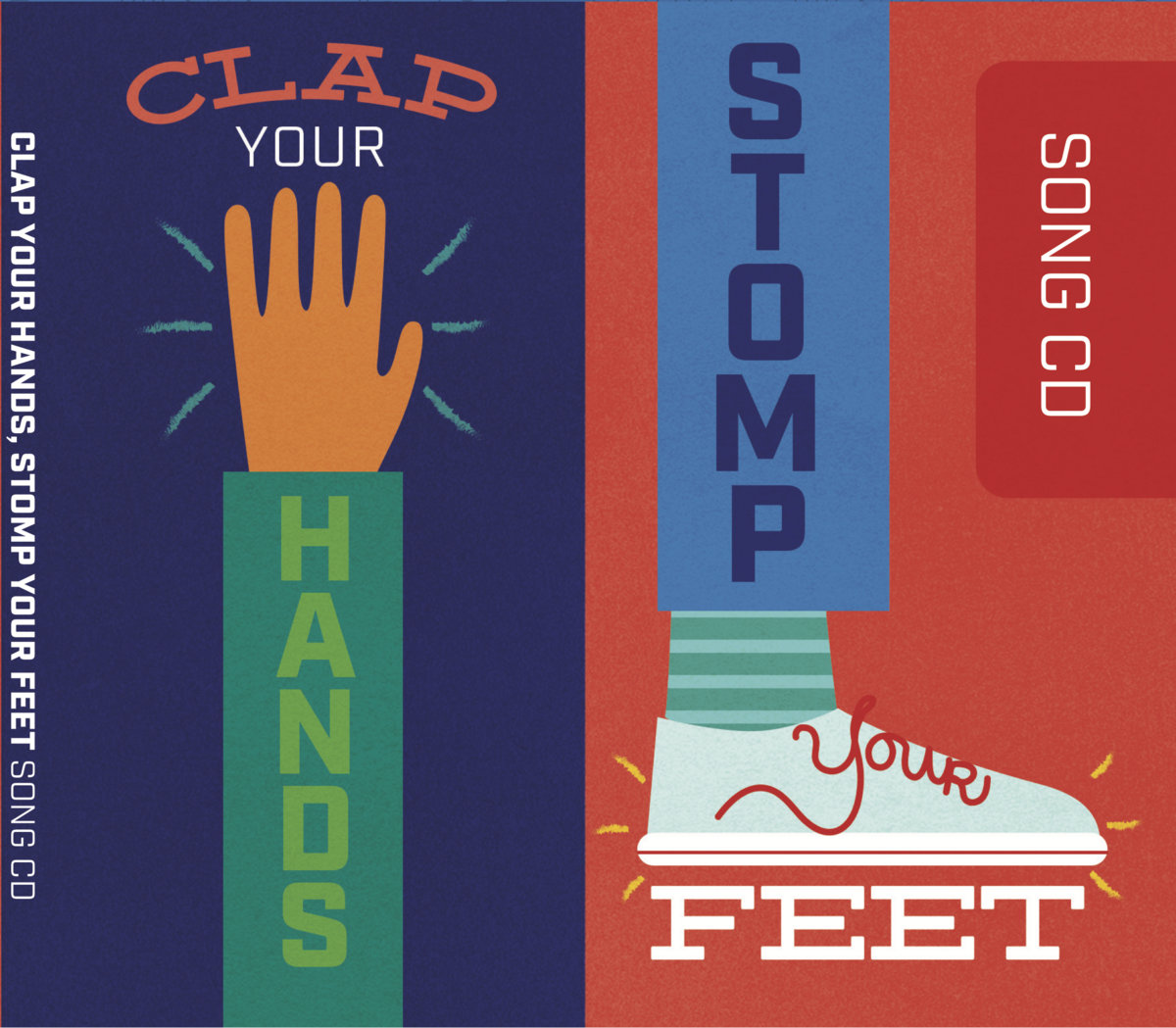 Clap Your Hands, Stomp Your Feet | Sojourn