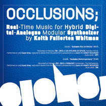 Occlusions cover art