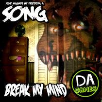 Break My Mind cover art