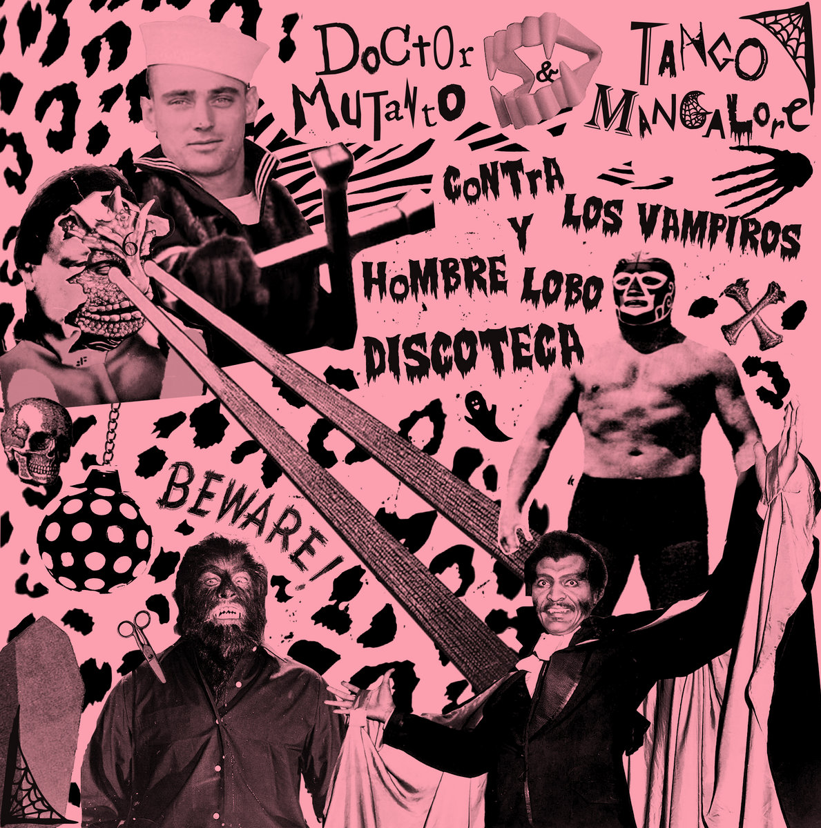 Tango Mangalore - Comandante Macabro (LP Album)   Tango