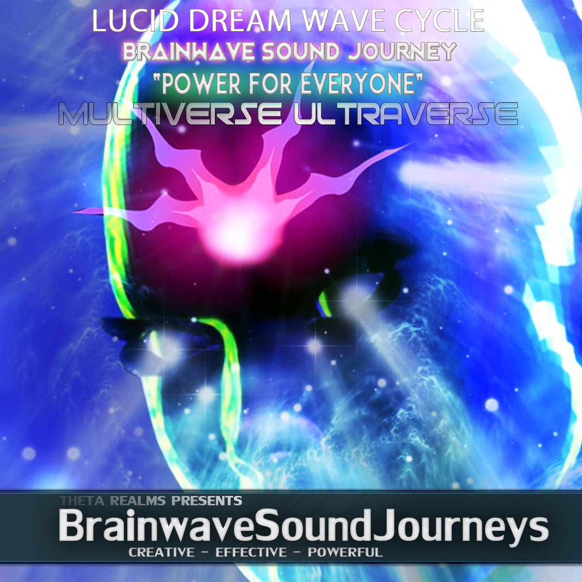 BE AWARE: ENTER THE MULTIVERSE LUCID DREAMING | Binaural