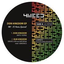 Zion Kingdom cover art