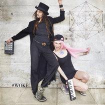 Woke cover art