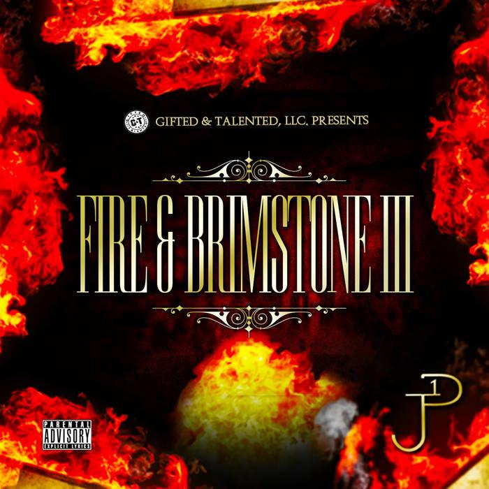 Fire & Brimstone 3 cover art