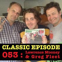 Ep 053 : Greg Fleet & Lawrence Mooney love the 20/12/12 Letters cover art