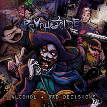 Alcohol & Bad Decisions cover art
