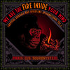 We Are The Fire Inside Your Mind - Tropical Grooves & Afrofunk International Vol.2 Cover Art