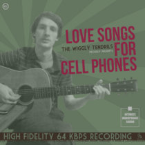 Love Songs For Cell Phones cover art