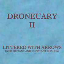 Droneuary II - Ever Distant And Constant Shadow cover art