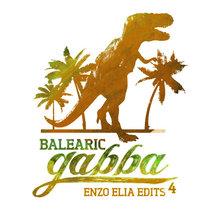 Balearic Gabba Edits 4 cover art