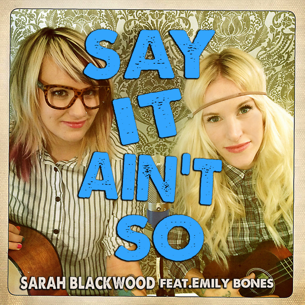 Say it aint so sarah blackwood say it aint so hexwebz Gallery
