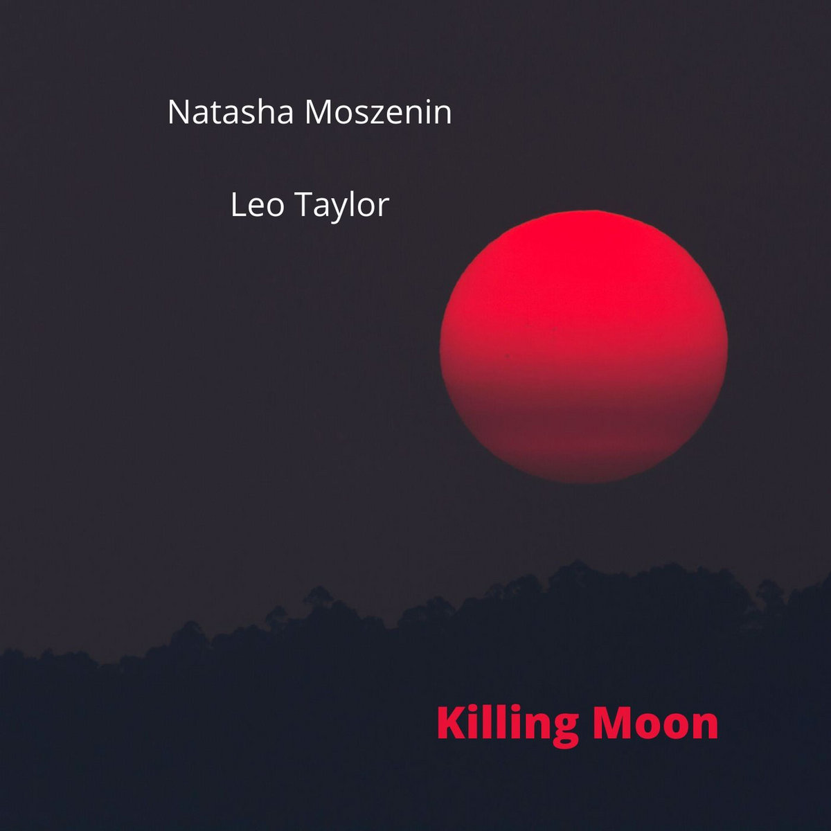 Killing Moon by Natasha Moszenin