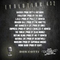 Evolution 432 Ep cover art