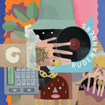Rudemanners - Avant Garde cover art