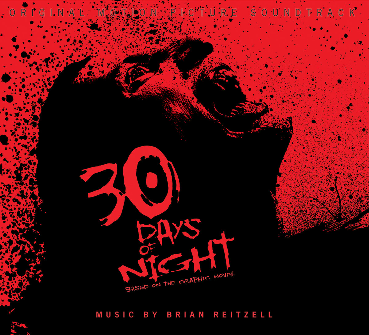 30 Days Of Night Original Motion Picture Soundtrack Brian Reitzell