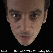 Ballad Of The Thinning Man cover art