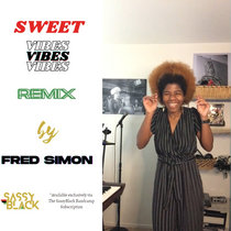Sweet Vibes (Remix by Fred Simon) cover art