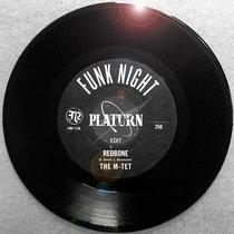 The M-Tet - Redbone (platurn dub funk edit) cover art