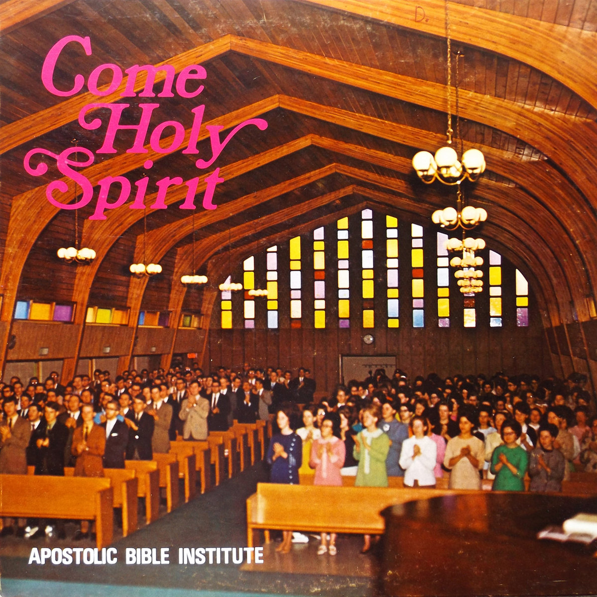 Apostolic Bible Institute-Come Holy Spirit   Hymn Time