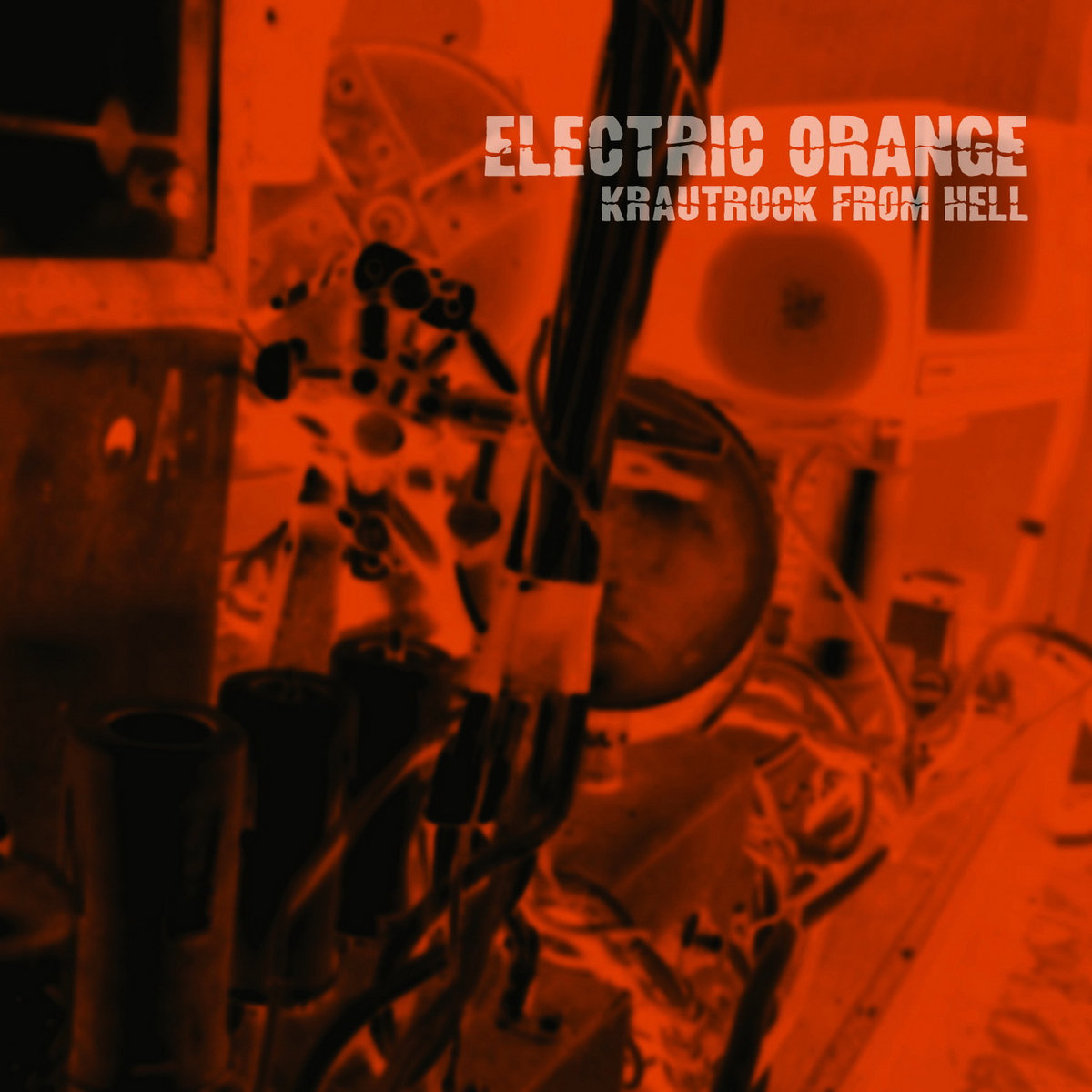 Image result for krautrock from hell electric orange