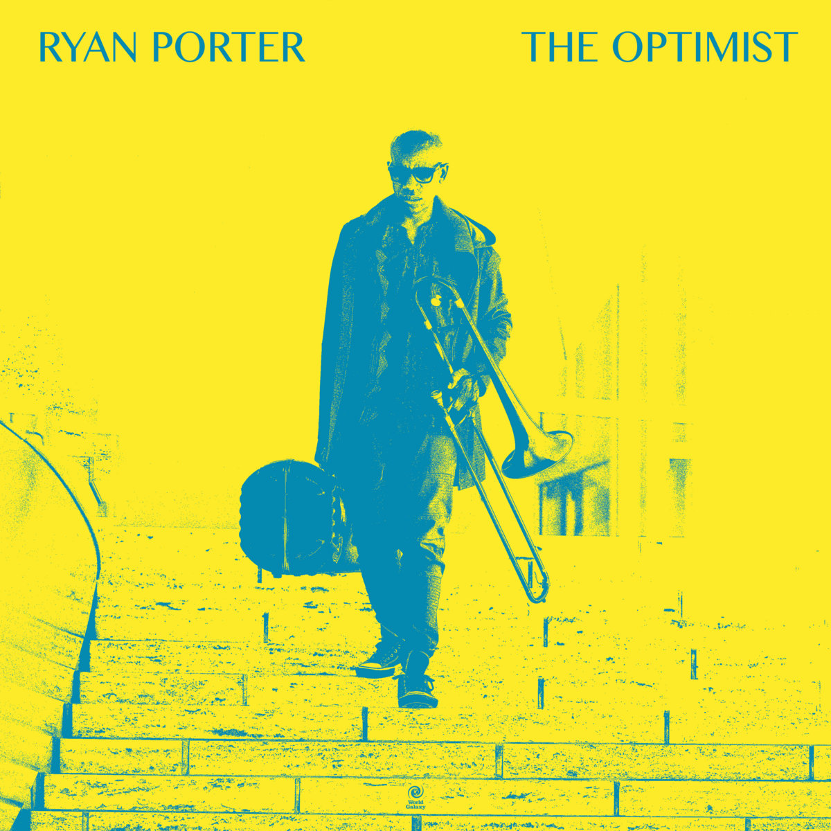 Image result for Ryan Porter - The Optimist (World Galaxy) $31.99
