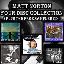 Four Disc Collection $25 Suggested Price cover art