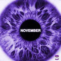November | Chopped & Screwed cover art