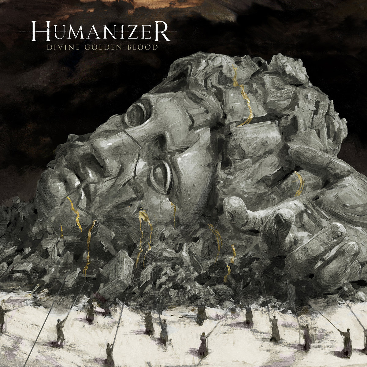 Divine Golden Blood | HUMANIZER