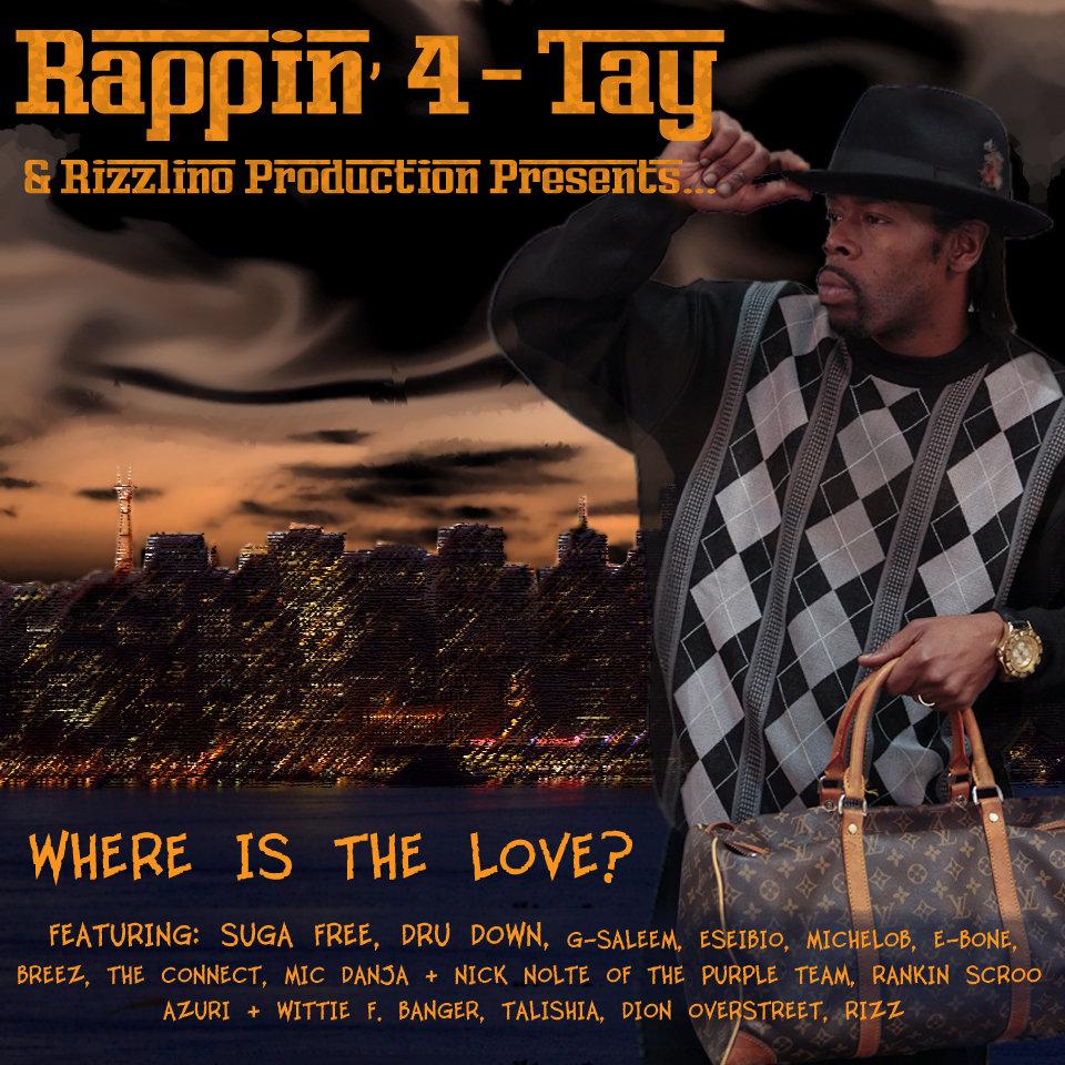 Wiggle Wiggle'em Off ft  Suga Free & Dru Down | Rappin' 4-Tay