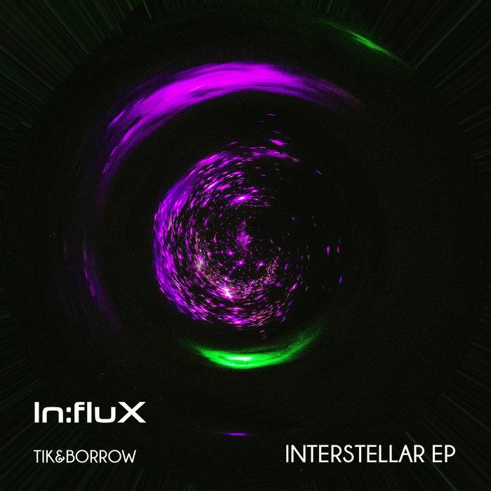 Tik&Borrow - Interstellar EP Image