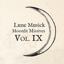 Moonlit Missive #9 cover art