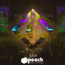 Peach Festival 2014 cover art
