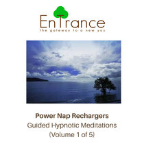 Power Nap Rechargers: Guided Hypnotic Meditations #1 cover art