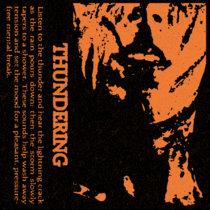 Thundering cover art