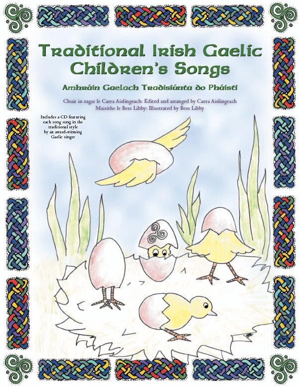 Traditional Irish Gaelic Children S