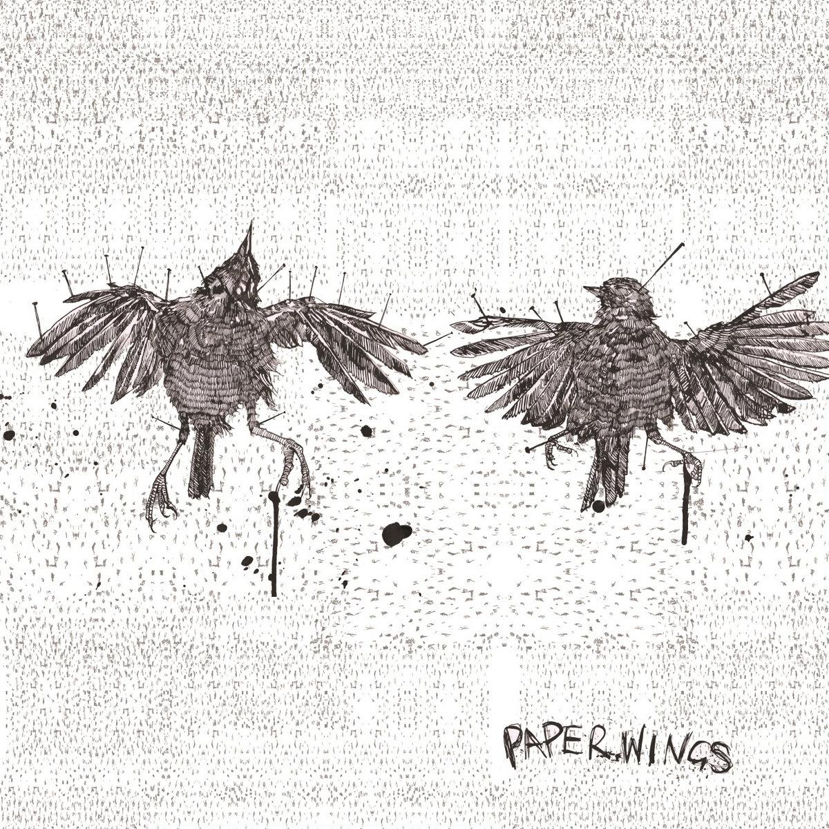 Paper Wings - Paper Wings [EP] (2017)