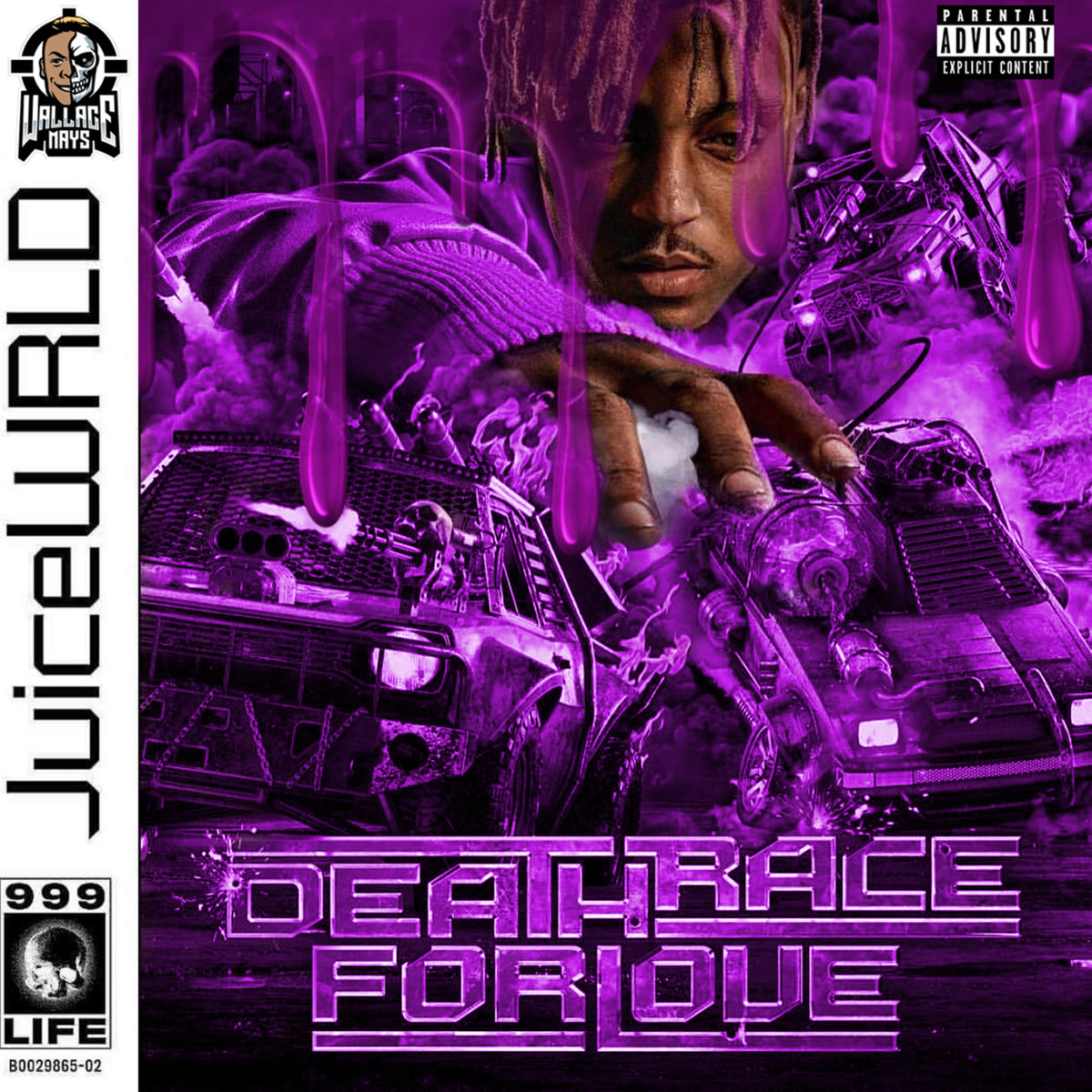 Death Race For Love - Screwed & Chopped by DJ Wallace Mays | DJ