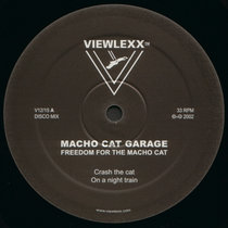 (Viewlexx V12/15) Freedom For The Macho Cat cover art