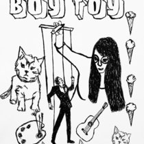 BOY TOY - Monthly Mystery Club #17 - May 2017 cover art