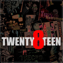 TWENTY8TEEN cover art