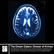 Drawer of Knives cover art