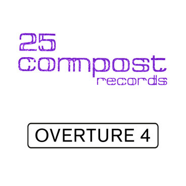 25 Compost Records - Overture 4 EP main photo