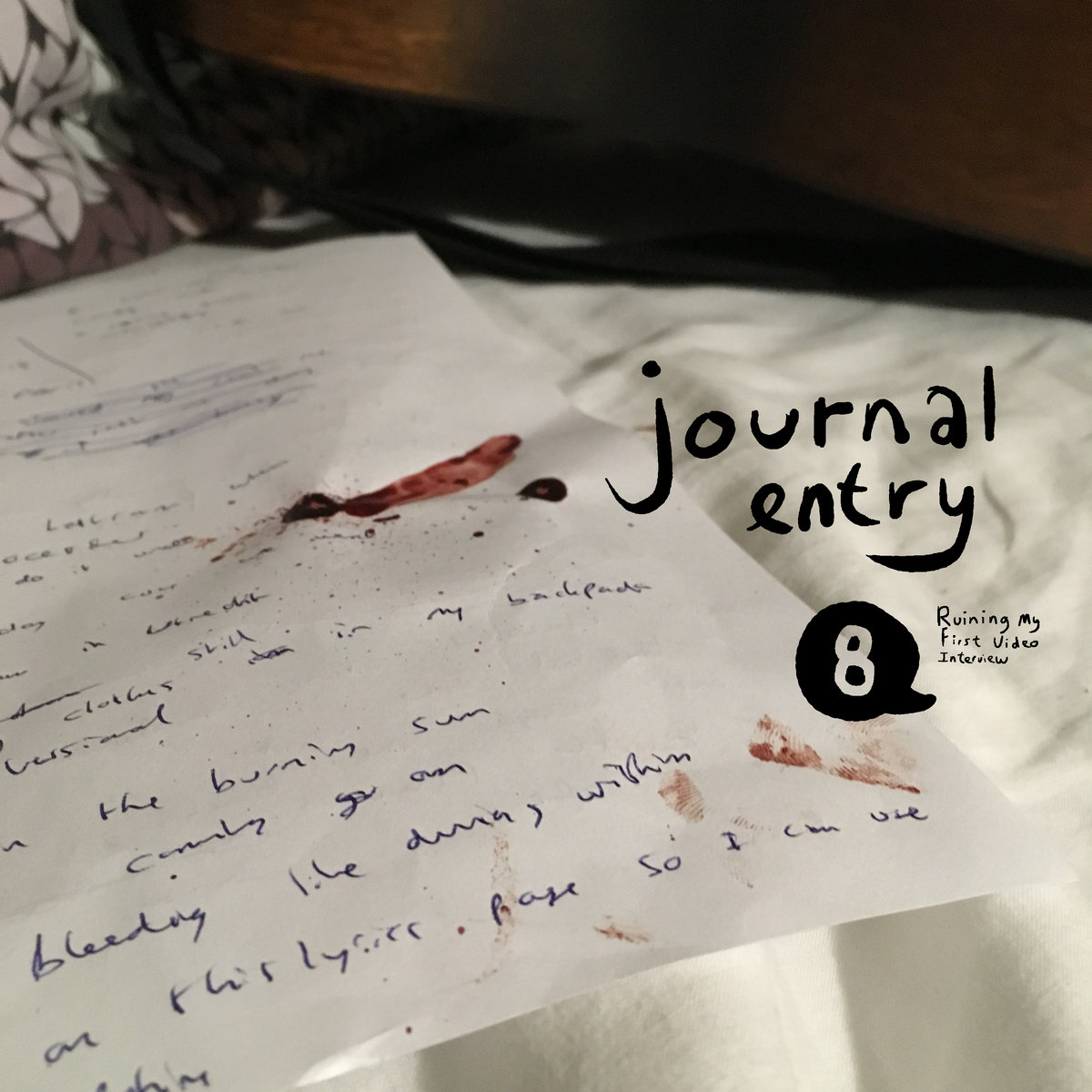 Journal Entry 8: Ruining My First Video Interview