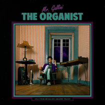 The Organist cover art