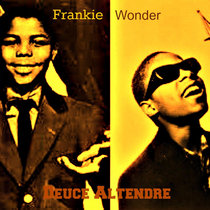 The Frankie Wonder EP cover art