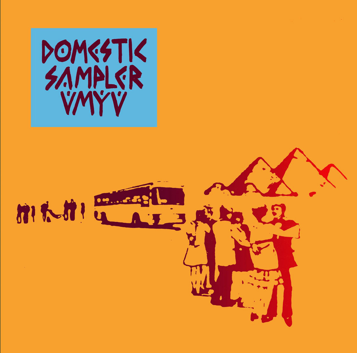 TRANS-2 - Domestic Sampler UMYU (Spanish-UK New Wave 1982 Reissue) A3818729189_10