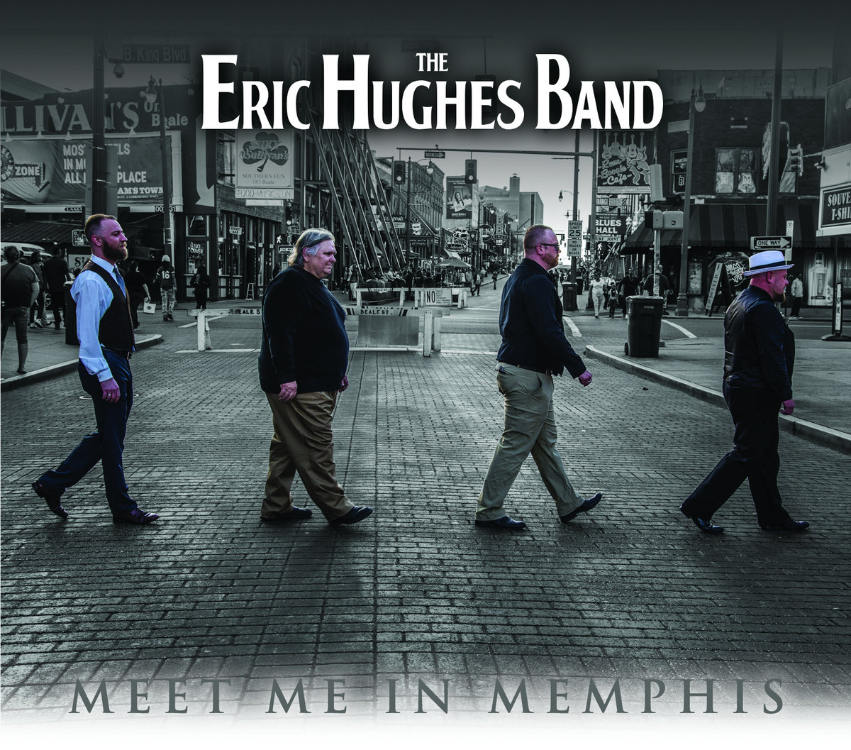Meet Me In Memphis Eric Hughes Band