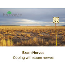 Exam Nerves – coping with exam nerves cover art