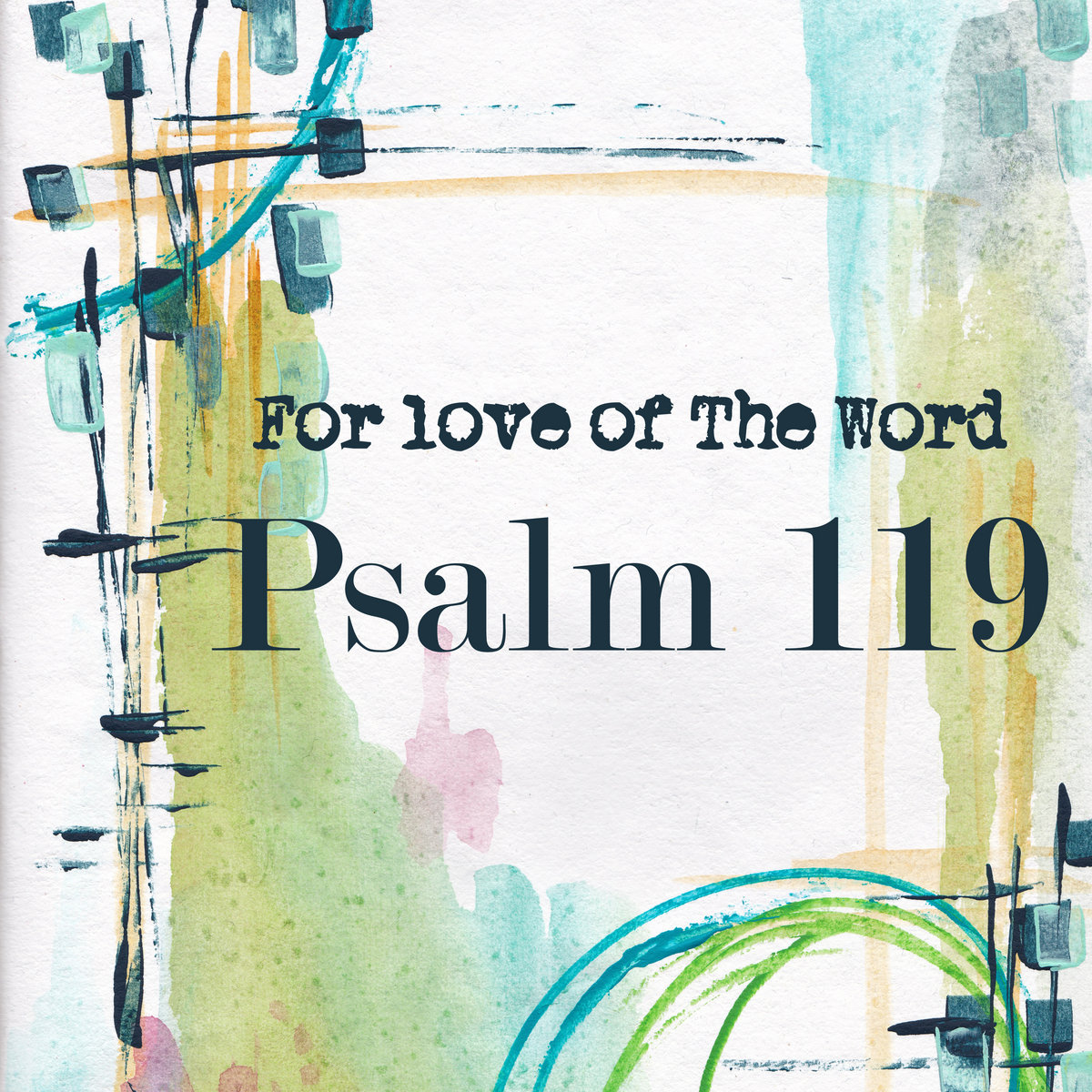For Love of The Word {KJV} Instrumental Audio Bible ~ Psalm